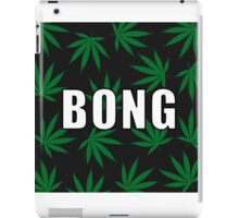 Smoke Bong iPad Case/Skin