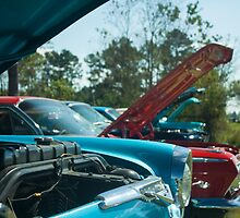 Chevys by Tim Bell
