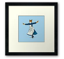 Look At All The Fox I Give - II Framed Print