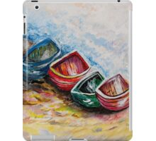 In From the Sea iPad Case/Skin