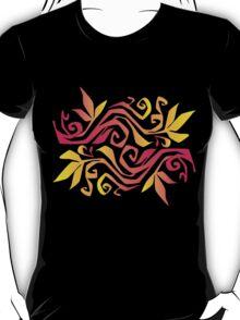 autumn rough branches T-Shirt