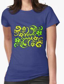 green rough branches T-Shirt