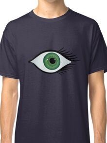 green eye Classic T-Shirt