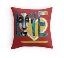 Loving Womanhood Throw Pillow