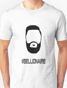 Jon Bellion Head #Bellionaire T-Shirt