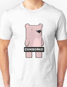 Bear Naked Unisex T-Shirt