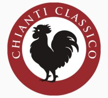 Black Rooster Chianti Classico Baby Tee