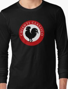 Black Rooster Chianti Classico Long Sleeve T-Shirt