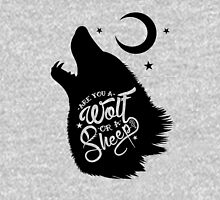 ARE YOU A WOLF OR A SHEEP? Unisex T-Shirt