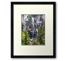 Wilderness Fall Framed Print