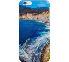 Flosil Cliffs iPhone Case/Skin