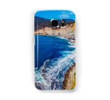 Flosil Cliffs Samsung Galaxy Case/Skin