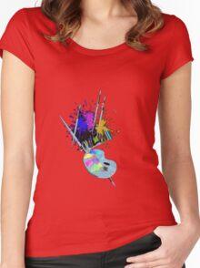 MvS-Artistius Women's Fitted Scoop T-Shirt