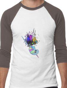 MvS-Artistius Men's Baseball ¾ T-Shirt