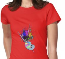 MvS-Artistius Womens Fitted T-Shirt