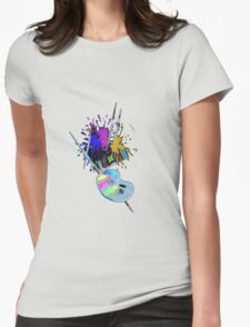MvS-Artistius Womens Fitted T-Shirt