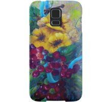 Too Delicate for Words Samsung Galaxy Case/Skin