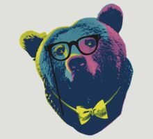 Pop Art I (Papa Bear) by LifeSince1987