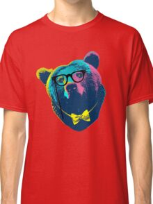 Pop Art I (Papa Bear) Classic T-Shirt