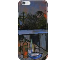 from a brisbane verandah iPhone Case/Skin