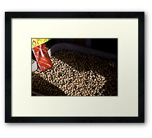 Cool Beans Framed Print
