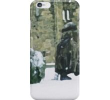 Hagrid Loves Christmas iPhone Case/Skin