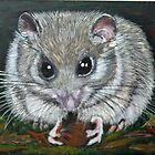 The Edible Dormouse by Alexart