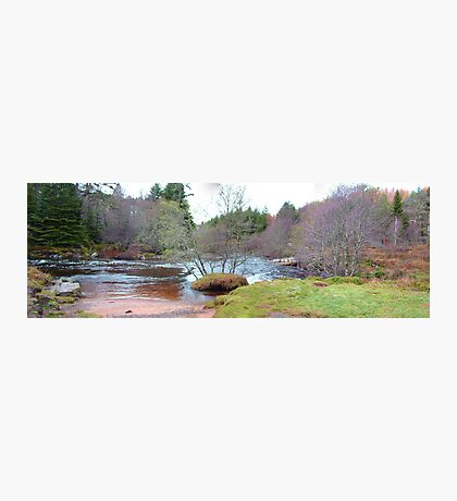 Highland pool Photographic Print