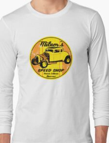 Milner's Speed Shop Long Sleeve T-Shirt