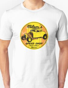 Milner's Speed Shop Unisex T-Shirt