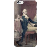 George Washington and His Family iPhone Case/Skin