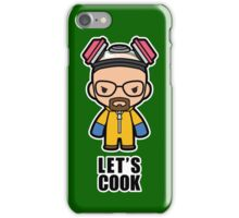 Let's Cook iPhone Case/Skin