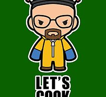 Let's Cook by Frans Liu