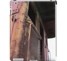 All the colors of decay iPad Case/Skin