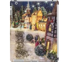 A Snowy Evening iPad Case/Skin