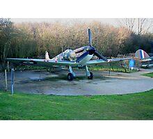 spitfire supermarine Mk 1 Photographic Print