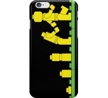 Build Block Walk of Evolution iPhone Case/Skin