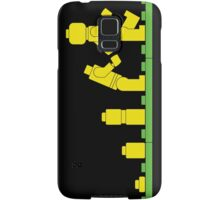Build Block Walk of Evolution Samsung Galaxy Case/Skin
