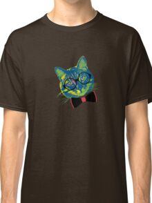 Pop Art III (Cool Cat) Classic T-Shirt