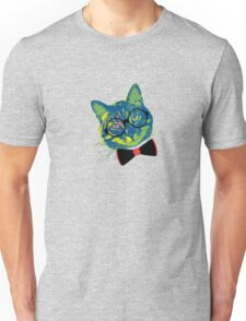Pop Art III (Cool Cat) Unisex T-Shirt