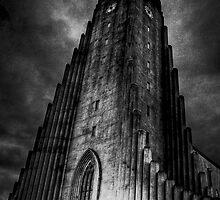 Reykjavik or Mordor by Phil Scott