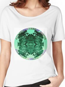 Treehuggers Unite (Green) Women's Relaxed Fit T-Shirt