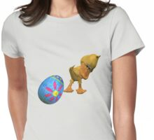 That Came From Where?? Womens Fitted T-Shirt