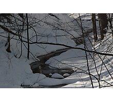 ravine on Castlederg  Photographic Print