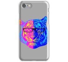 Pop Art IIII (Tiger) iPhone Case/Skin