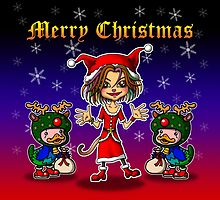 Merry Christmas by kuuma