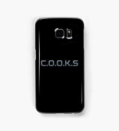 COOKS Cybernetic Operational Optimized Knights of Science Samsung Galaxy Case/Skin