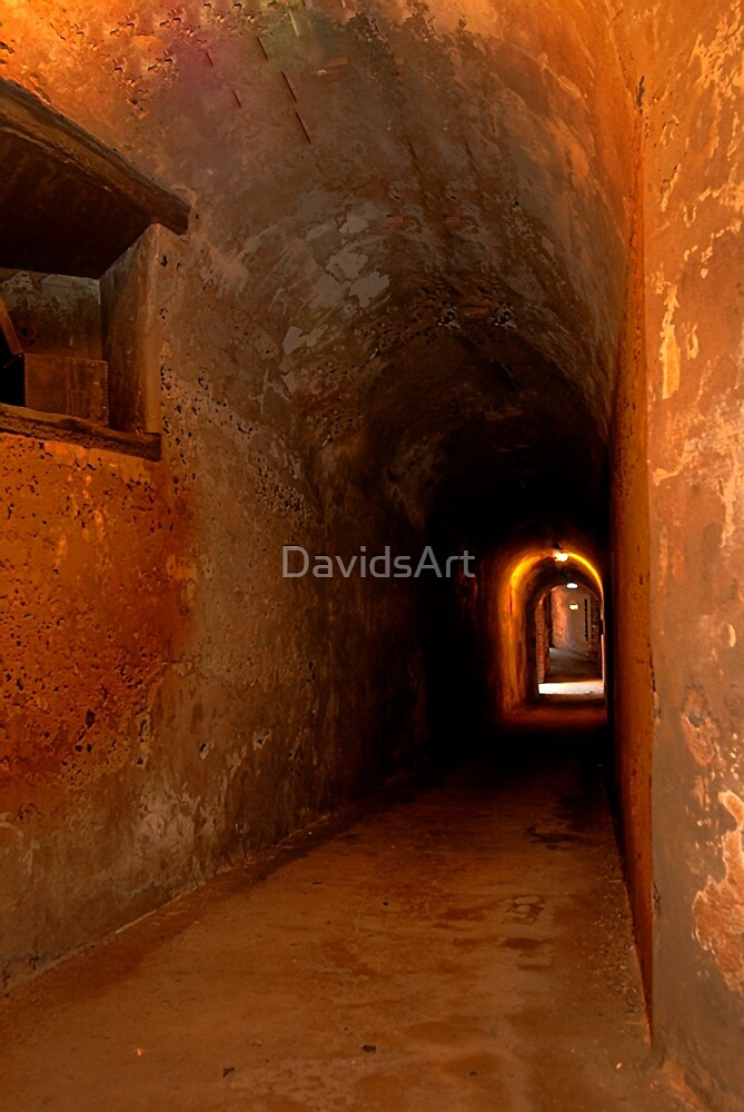 The Tunnel by DavidsArt
