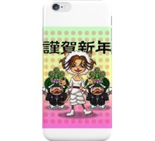New year iPhone Case/Skin