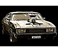 The Interceptor Photographic Print